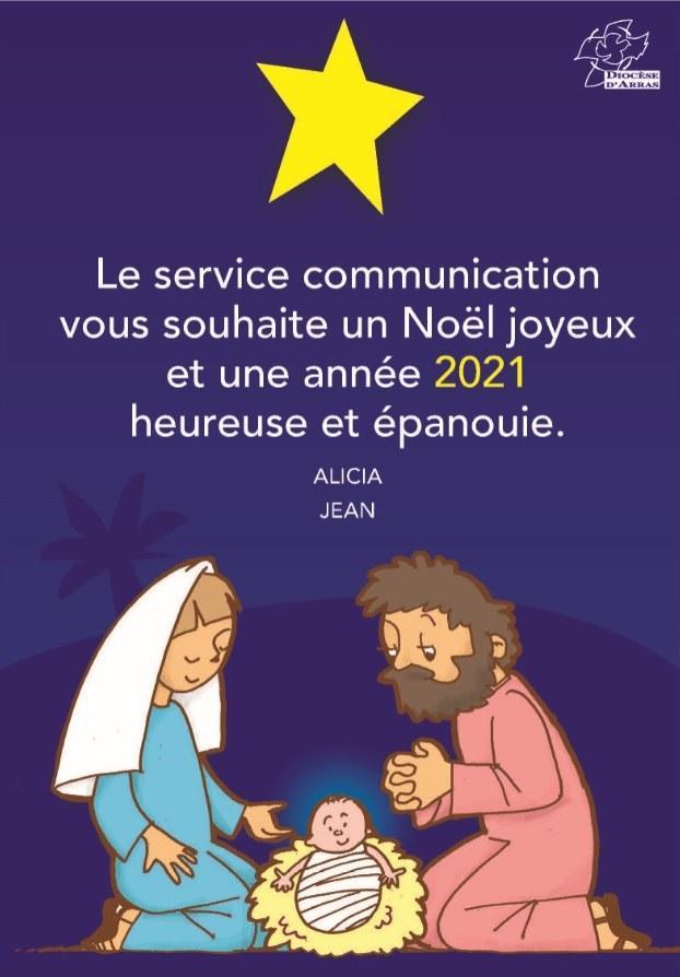Voeux communication 2021